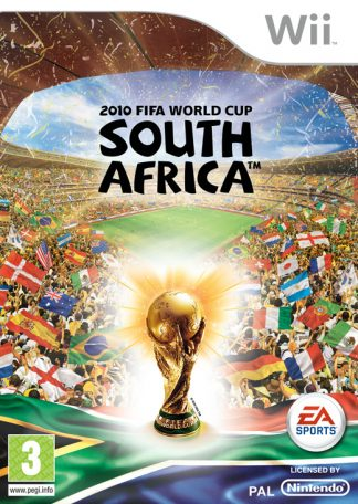 2010 FIFA World cup South Africa - Nintendo Wii