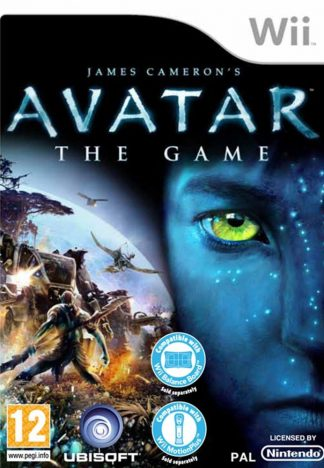 James Cameron´s Avatar: The Game - Wii