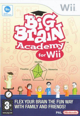 Big brain academy for Wii - Nintendo Wii