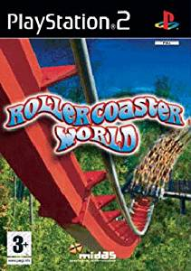 Rollercoaster World - Sony Playstation 2 - PS2