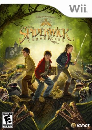 Spiderwick chronicles - Wii