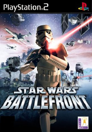 Star Wars Battlefront - Sony Playstation 2 - PS2