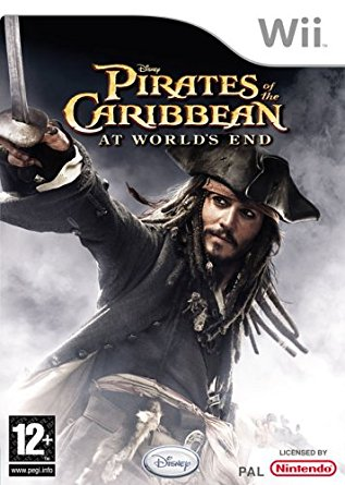 Pirates of the Caribbean: At Worlds End - Nintendo Wii