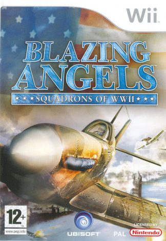 Blazing angels: Squadrons of WWII - Wii