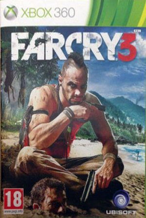 Far cry 3 - Microsoft Xbox 360
