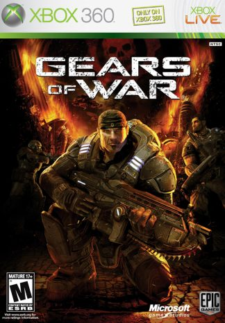 Gears of Wars - Xbox 360