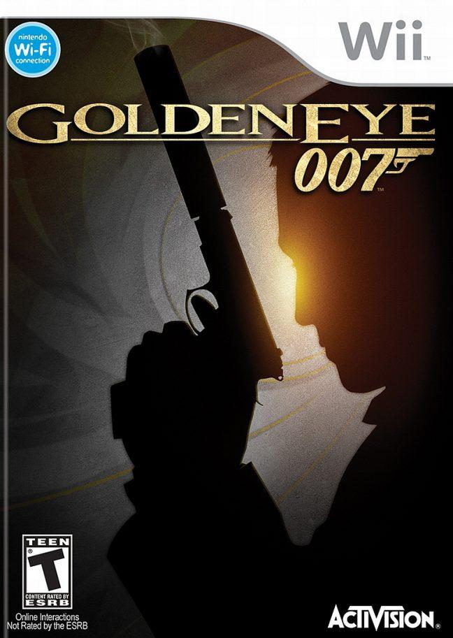 Goldeneye 007 - Nintendo Wii