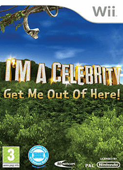 I'M A Celebrity... Get Me Out Of Here! - Nintendo Wii