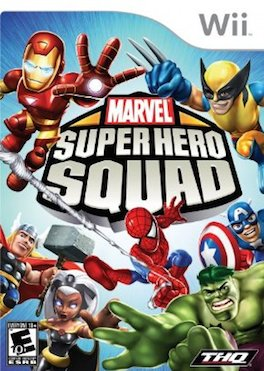 Marvel super hero squad - Wii