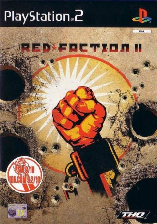 Red Faction II - PS2