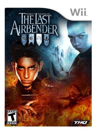 The last airbender - Wii