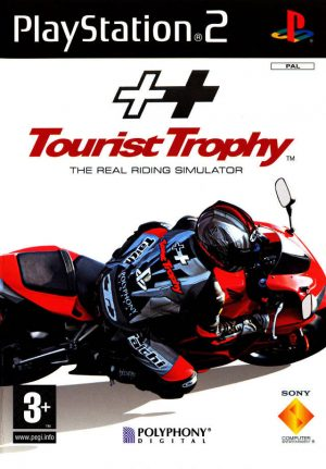 Tourist Trophy - The Real Riding Simulator - Sony Playstation 2 - PS2