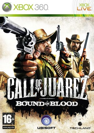Call of Juarez: Bound in Blood - Microsoft Xbox 360