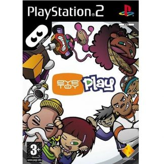 EyeToy: Play - Sony Playstation 2 - PS2