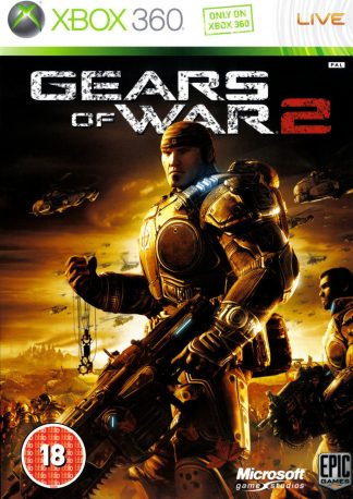 Gears of war 2 - Microsoft Xbox 360