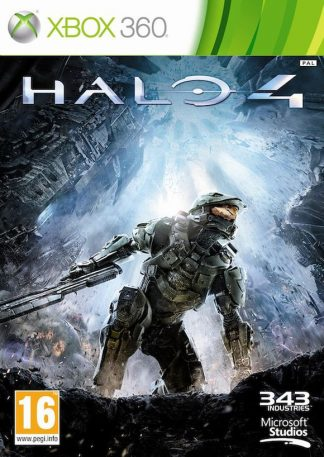 Halo 4 - Microsoft Xbox 360