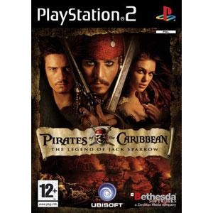 Pirates of the Caribbean: The Legend of Jack Sparrow - Sony Playstation 2 - PS2
