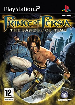 Prince of Percia: The sands of time - Sony Playstation 2 - PS2