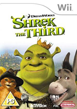 Shrek the third - Nintendo Wii