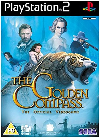 The Golden Compass - PS2