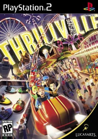 Thrillville - Sony Playstation 2 - PS2