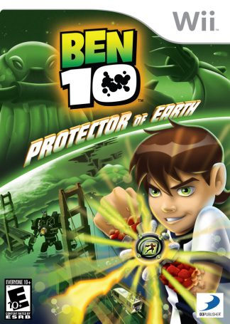 Ben 10 Protector of Earth - Wii