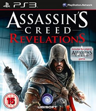 Assassins Creed: Revelations - PS3