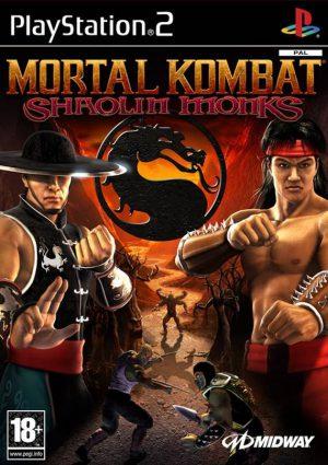 Mortal Kombat: Shaolin Monks - PS2