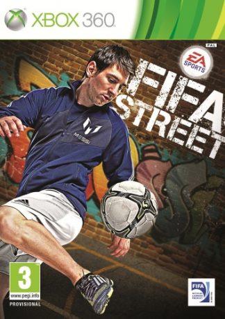 FIFA Street 2012 - Microsoft Xbox 360