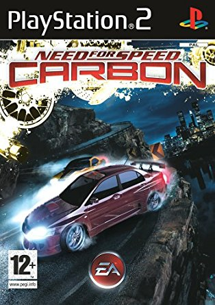 Need for Speed: Carbon - Sony Playstation 2 - PS2