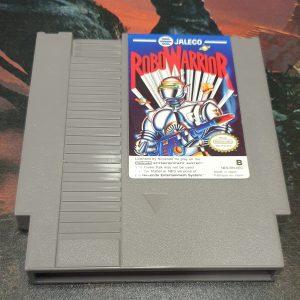Robo Warrior - SCN - PAL - NES