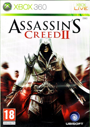 Assassins Creed II - Microsoft Xbox 360