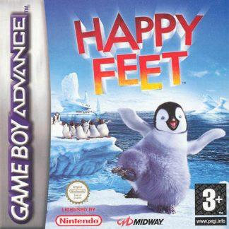 Happy feet Game boy advance