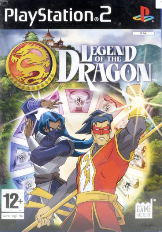Legend of the Dragon - Sony Playstation 2 - PS2