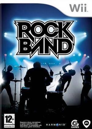 Rock Band - Nintendo Wii