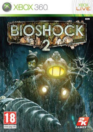 Bioshock 2 - Microsoft Xbox 360
