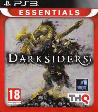 Darksiders - Essetials - PS3