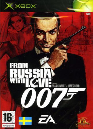 james bond from russia with love - Xbox