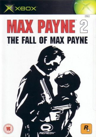 Max Payne 2: The Fall Of Max Payne - Microsoft Xbox