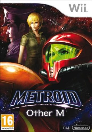 Metroid: Other M - Wii
