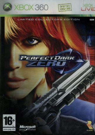 Perfect Dark Zero Limited collectors edition - Xbox 360