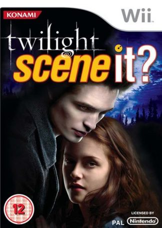 Twilight Scene it? - Nintendo Wii
