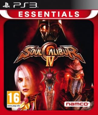 Soulcalibur IV - Essentials - Sony Playstation 3 - PS3