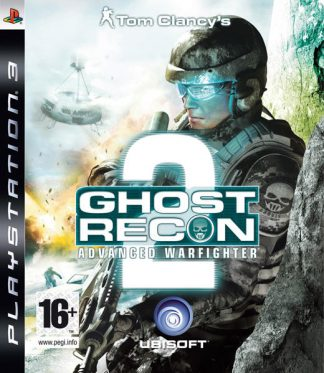 Tom Clancy´s Ghost Recon: Advaced warfighter 2 - Sony Playstation 3 - PS3