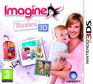 Imagine Babies 3D - Nintendo 3DS