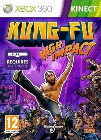 Kung-Fu: High Impact - Xbox 360