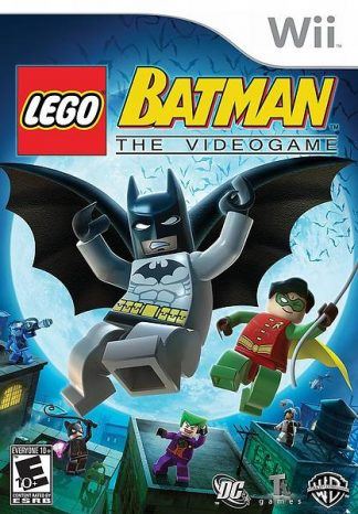 Lego Batman: The Videogame - Nintendo Wii