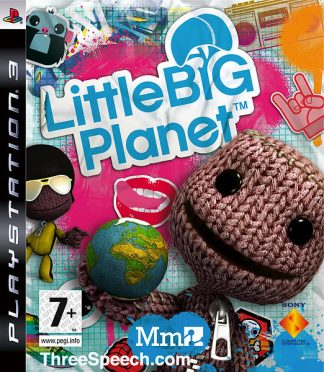 Little big planet - Sony Playstation 3 - PS3