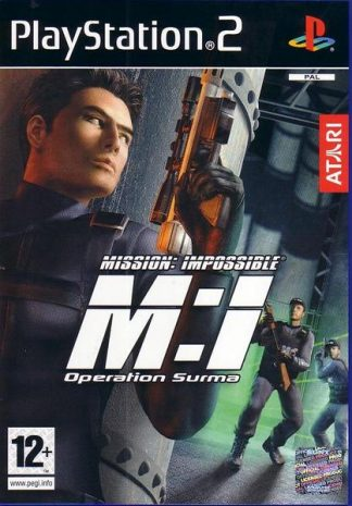 Mission Impossible: Operation Surma - PS2