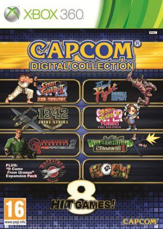 Capcom: Digital Collection - Xbox 360